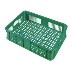 China Custom Metallic Green Heavy Duty Supermarket Vegetable Storage Rack on sale