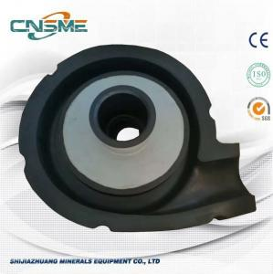 F6018R55 Slurry Pump Parts Rubber Frame Plate Liner For Acidic