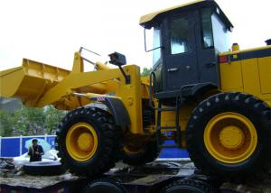 China 10000 kg End Wheel Front Loader Construction Equipment And Machinery on sale