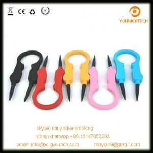 China 2016 hot ecig accessories vape tool tweezer vaper twizer in stock on sale