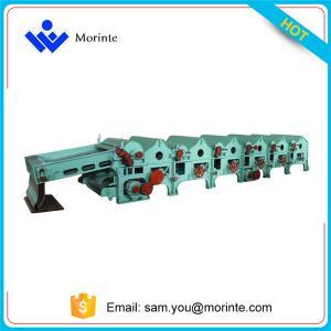 China Auto feeding type cotton waste cleaning machine on sale