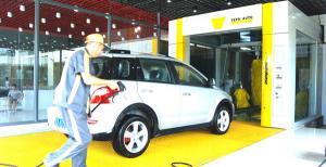 China Car wash cleaning machine tepo-auto, water deionizer car wash on sale
