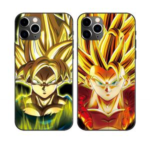 China Goku 3D Lenticular Flip Plastic Phone Case For Souvenir on sale