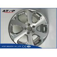 China Aluminum / Chrome Metal Plating Machine For High Strength Automobile Wheel Hub on sale