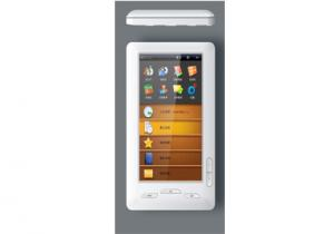 China 5 inches Touch Screen Portable Ebook reader (720P video play,HDMI out) No.: ZHEB50-99 on sale