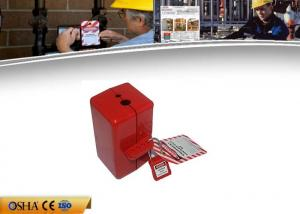 China 57.9cm ( H ) Breaker Lock Out Available 4pcs Padlocks ABS Pneumatic Plug on sale