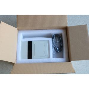 Programable Desktop RFID Reader , ABS Smart Card Reader