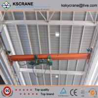 world advanced and high quality 3t single girder overhead crane