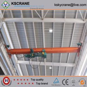 China world advanced and high quality 3t single girder overhead crane on sale