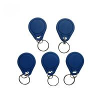 ABS HF RFID Key Fob 13.56 Mhz Rfid Tag For Chain Management