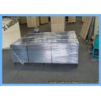 Square Hole 50*50mm Galvanized Welded Mesh Sheets 4.2*0.8 M Size