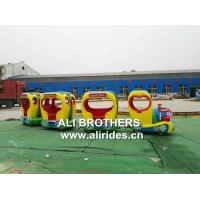 China trackless train manufacturer mall train for sale birthday party rental business on sale