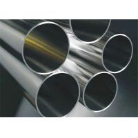 China 300 Series Inox 316L Stainless Steel Round Pipe , Welding Stainless Steel Pipe on sale