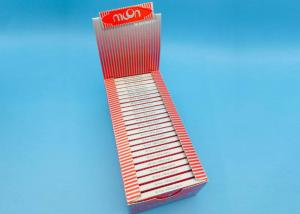 China Self Provided Film Hemp Rolling Paper 2500 Pieces White Color First Class on sale