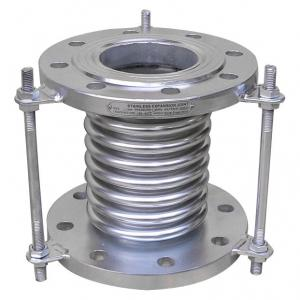 China Stainless Steel Flexible Bellows Joint Rust Proof Stable Performance on sale