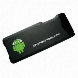 China IPTV MK802 HDMI Google TV Box/Dongle Stick/AllWinner A10/Android 4.0/1GB RAM Mini PC on sale