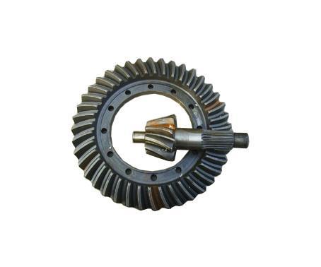 SDLG Wheel loader parts, 2050900107 Spiral bevel gear for