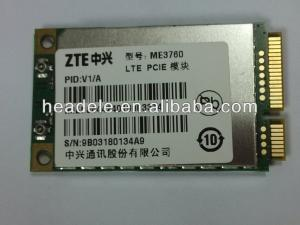 China ZTE  wireless mini pcie module 4g lte module me3760 for vehicle ,router, pad ,mid FOTA ecall on sale