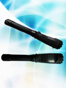 China Super Bright Police Security Flashlight 15 Hours Working Time For Video Recording on sale