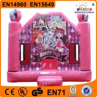 Hot sale commercial grade cheap baby inflatable moonwalk