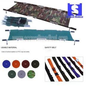 China Aluminium Alloy Foldaway Stretcher,Folding Stretchers on sale