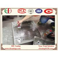 China DIN1695 GX260Cr27 Wear Plates 900x900x100mm  Thick More Than HB550 EB20046 on sale