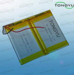 China High Capacity 1750mAH 7.4V Lithium Motorcycle Battery Pack With PCM / Charger on sale
