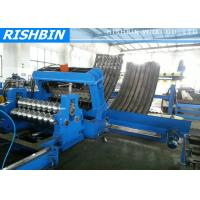 Automatic Silo Forming Machine Silo Panel Roll Forming Machine For Grain Bin