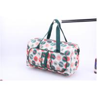Beautiful flower printing carry on luggage for business or travel