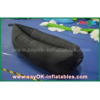 Pure Nylon Travelling Caming Inflatable Sleeping Bag  Airbed Self Inflatable Air Sofa
