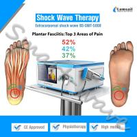 Pain Relief Air Compressor Shockwave Therapy Machine With FDA Certification