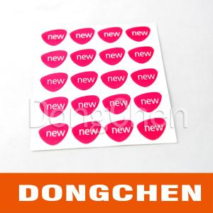 China 2013 New Printed Self Adhesive Label on sale
