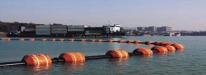 China pipe floater for hdpe dredging pipe on sale