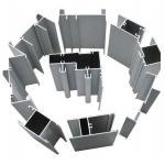 Aluminio pulido químico/mecánico T6/T66 perfiles de la protuberancia de la ventana de 6000 series para la sala de estar