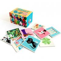 Disposable Custom Card Printing Children Game Playing Cards UV Varnish