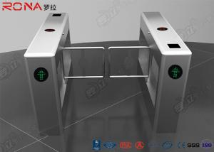 China Auto Gate Swing Gate Turnstile Mechanism Rfid Door Opener 180° Arm Work Angle on sale