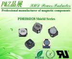 PDRH6D28 tamanho redondo dos indutores do poder do protetor da série 3.0uH~680uH SMD