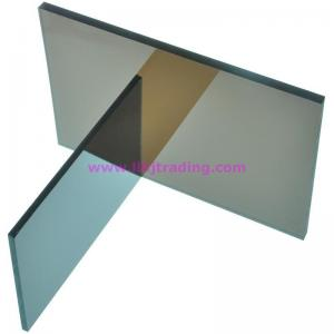 China 10 years warranty 100% Virgin Bayer Polycarbonate Solid Sheets Flat Surface on sale