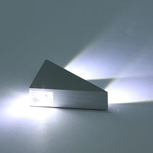 China 3w Energy Saving Indoor LED Wall Lamp 2 Years Guarantee  AC85 - 265V CE RoHS on sale