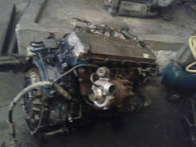 ISUZU Used Japanese Engines 4HE1 Engine Assy 4HF1 4HK1 4HG1