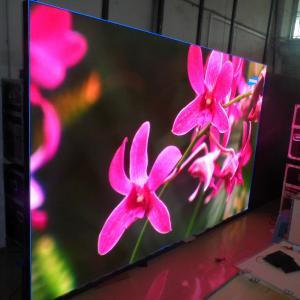 China SMD3535 3.8 V/40A Outdoor Rental LED Display HD Brightness 6000-6500 Nits P10 1R1G1B on sale