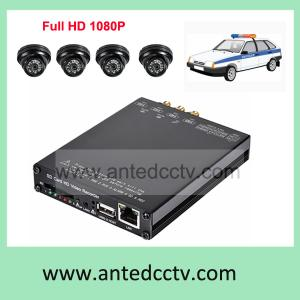 China 4CH HD 1080P Mobile DVR for Bus, Taxi, Truck, Vans, Police Car, Vehicle, Boat, School Bus CCTV on sale