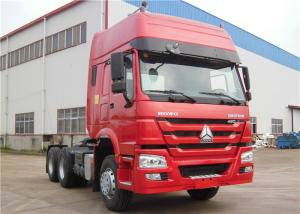 China SINOTRUK HOWO 10 Wheeler Tractor Head 6x4 420HP 371HP Heavy Duty Prime Mover on sale