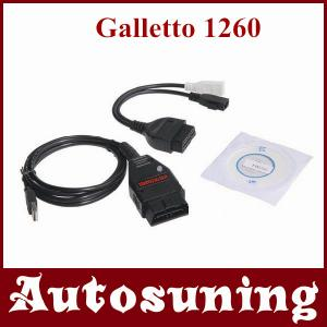 China Galletto 1260 OBDII Cables Galletto1260 on sale