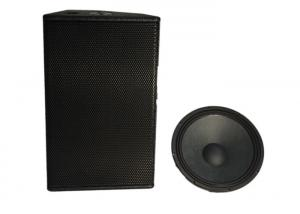 China High Power Live Sound Speakers Unsymmetrical Horn For School / Auditoriums And Gymnasium on sale