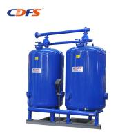 China Thick Multimedia Sand Filter , Customized Voltage Auto Clean Water Filter  on sale