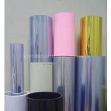 China Amber / Green Fireproof Anti - Static Medical PVC Film PVC Plastic Sheet Roll on sale