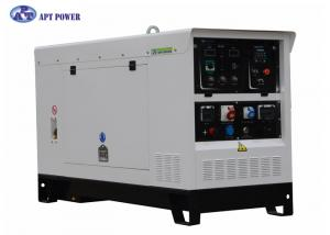 China Industrial Weather Proof Diesel Welder Generator With Manual Arc Welding on sale