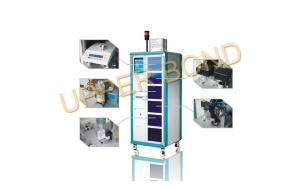 China 110V 60Hz , 220V 50Hz Laser Perforation Machine Cigarettes And Filter Rod Test Station on sale