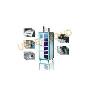 China 110V 60Hz , 220V 50Hz Laser Perforation Machine Cigarettes And Filter Rod Test Station on sale